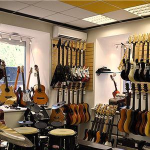 Музыкальные магазины Черемушек
