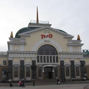 Железнодорожные вокзалы Черемушек